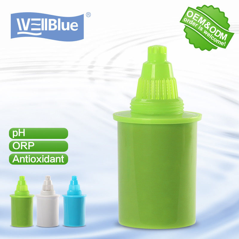 WellBlue Coconut Carbon Replacement Filter Cartridge For Drinking Water Pitcher