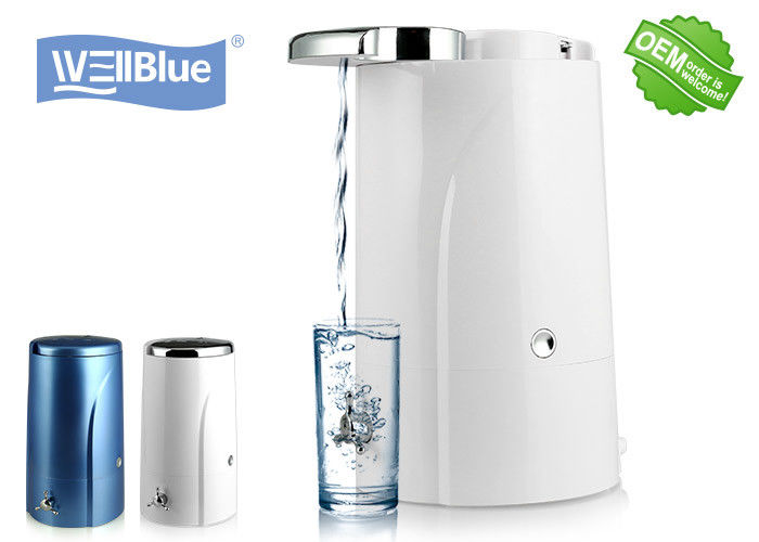 Countertop Portable Alkaline Mineral Water Purifier System 4 Stage Ultra Filtration